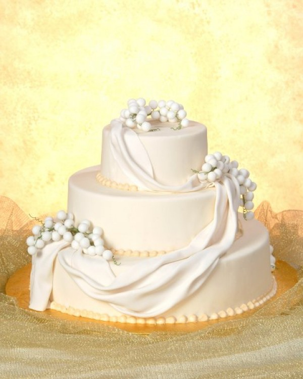 Traditional Wedding Cakes | Pastry