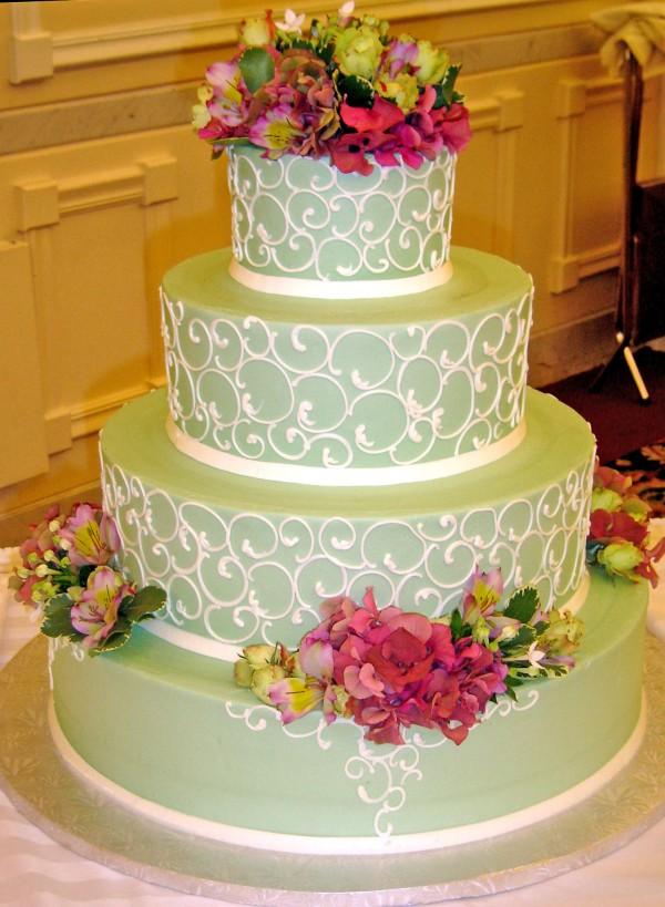 Glamorous Wedding Cakes   Pastry