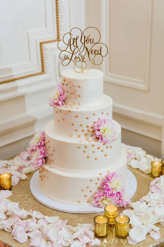 Wedding Cakes Nh Elegant Fredericks Pastries